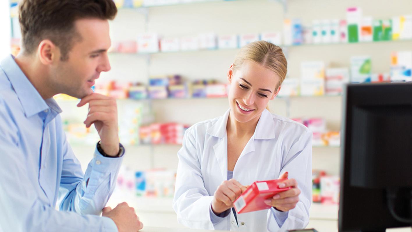 Medikamente und Arzneimittel – TopPharm Center Apotheke, Gelterkinden