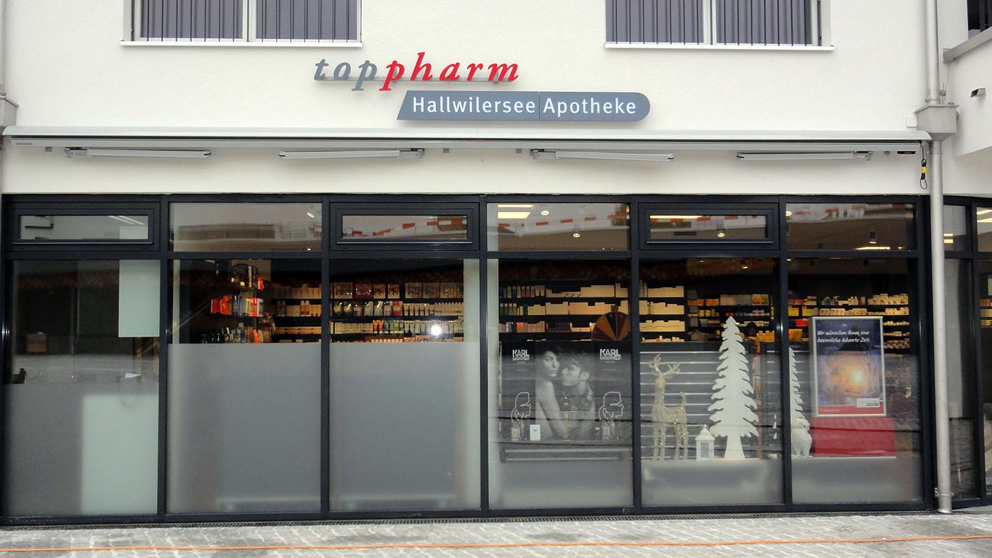 TopPharm Hallwilersee Apotheke