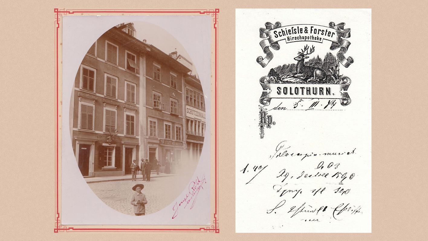 TopPharm Hirsch Apotheke - Solothurn