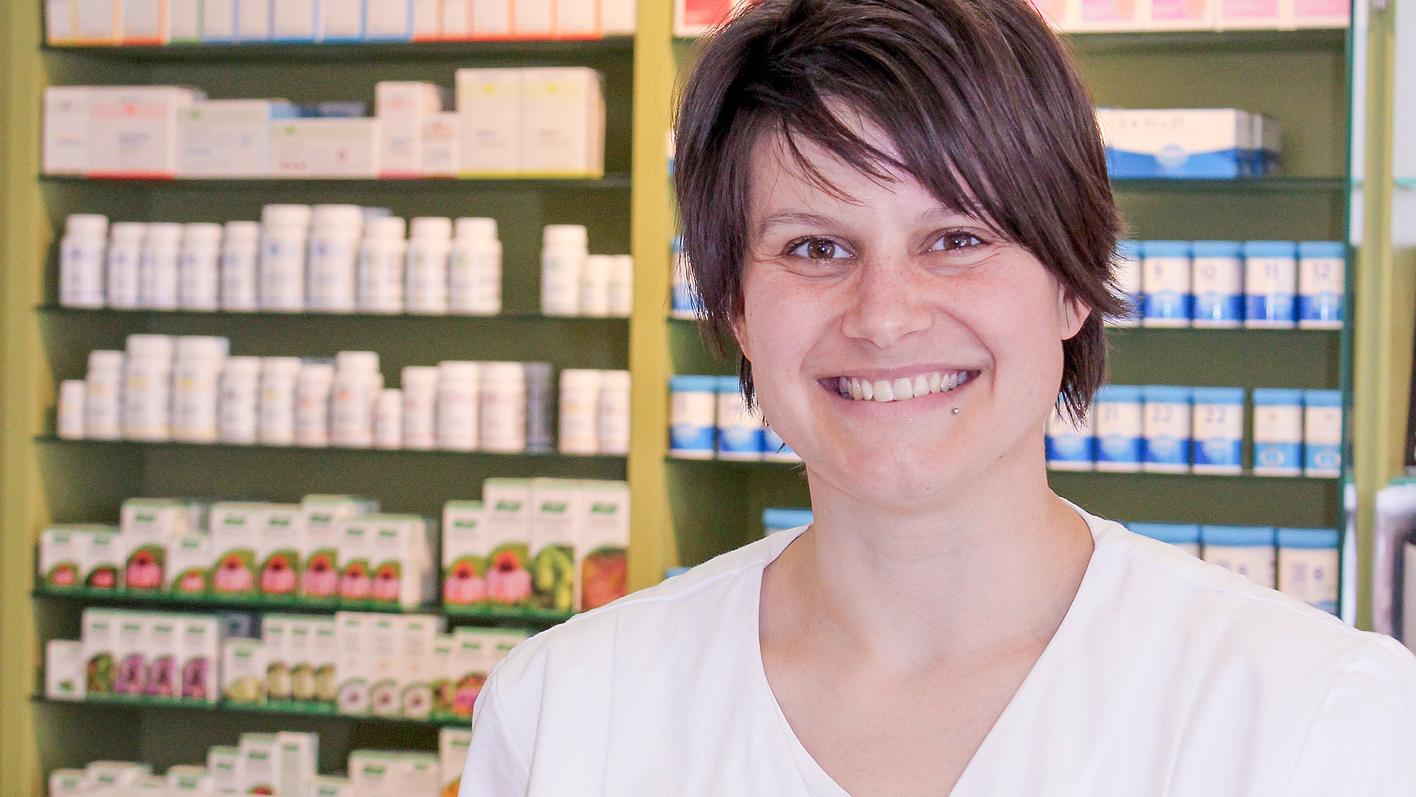 Drogerie-Tag zum Thema «Fit durch den Frühling» in der TopPharm Homberg Apotheke, Beinweil a.S,