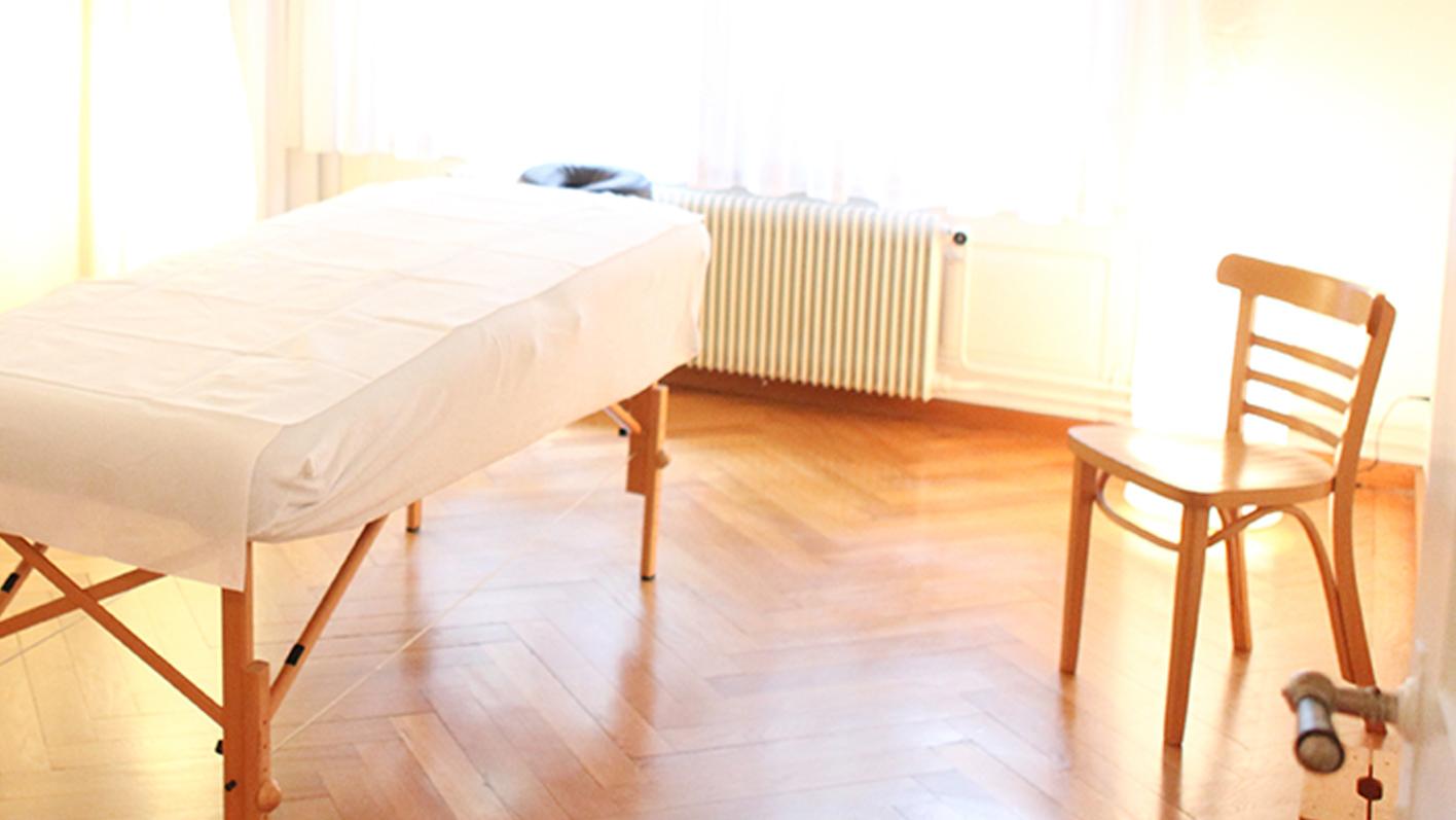 Gesundheitszentrum in Laupen: Praxis für Massagen und Shiatsu Therapie