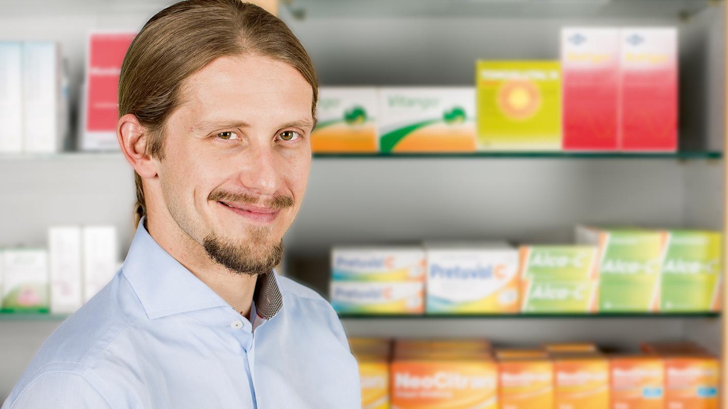 Wir freuen uns, Sie in der TopPharm Zollweiden Apotheke in Münchenstein BL begrüssen zu dürfen.