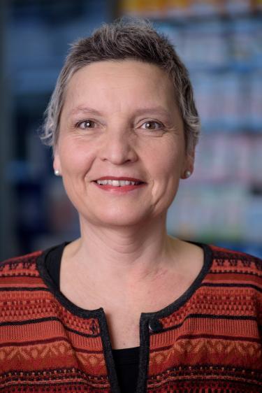 Anita Biland Pharma-Assistentin
