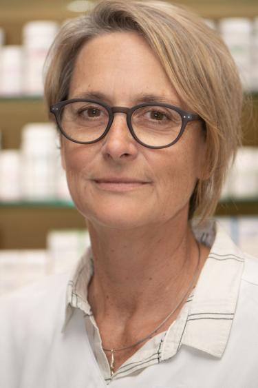 Barbara Kiefer, Pharma-Assistentin