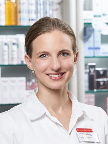 Karin Geissbühler / TopPharm SchlossApotheke Laupen Polycenter / Ihr Gesundheits-Coach