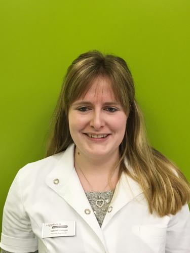 Sabrina Lindegger / Pharma-Assistentin / TopPharm Wiggere Apotheke